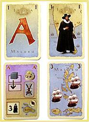 Goa kaarten
