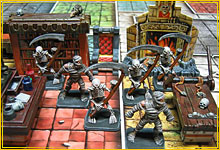 HeroQuest miniaturen