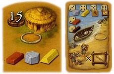 Stenen Tijdperk Hut beschavingskaart