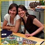 Vrouwen Boardgames